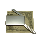 Money Clip<br/>Stainless Steel